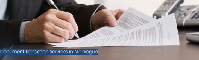 document translation services in nicaragua