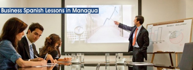 business spanish lessons in managua