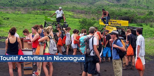 tourist activities in nicaragua