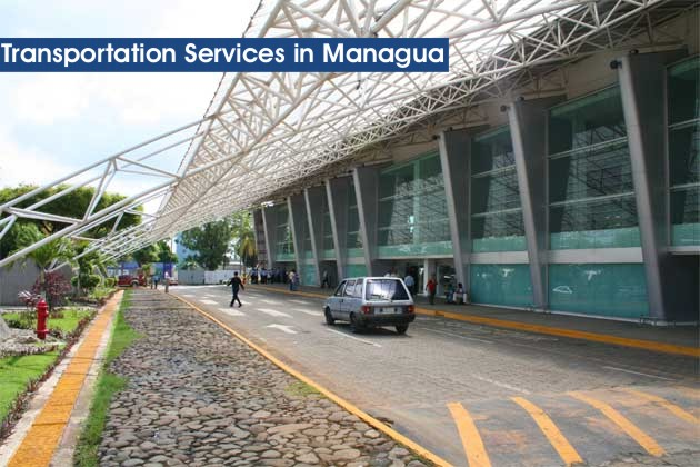 transportation services in managua